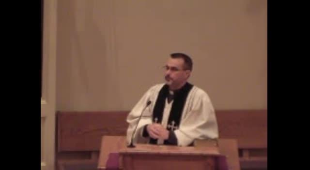 Sermon Pastor Dennis - 03/04/12