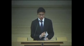 Kei To Mongkok Church Sunday Service 2012.03.04 Part 1/3