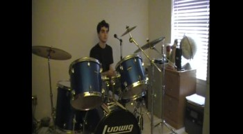 Finally Home by Mercyme Drum cover 