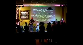 Lay Down My Pride - Jeremy Camp cover 3-4-12