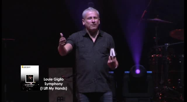 Louie Giglio - Symphony (I Lift My Hands)