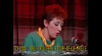 Huguette Gingras - Seigneur en retour reçois mon amour