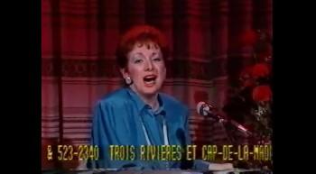 Huguette Gingras - Cette croix