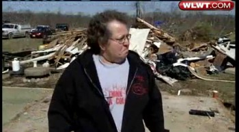 Newborn Saves Family From Tornado