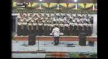 Pavaiai Elementary School Choir Xmas 2012 * Alleluia*