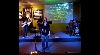 Stand In The Rain - Superchick cover 3-9-12