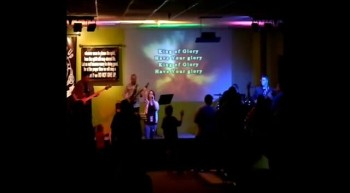 King Of Glory - Jesus Culture cover 3-11-12