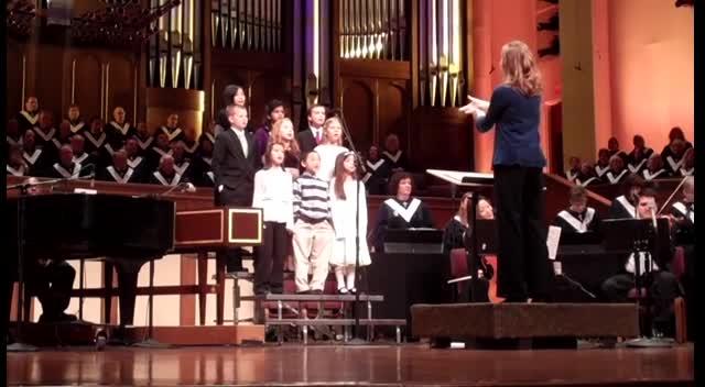 Stonebriar Children's Ensemble