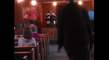 THE CARTER FAMILY HOLY GHOST SINGING IN ROBBINS NC