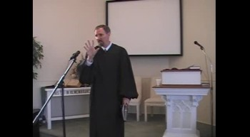 """Treading on the Mountains,"" Rev. R. Scott MacLaren, 3/11/2012"