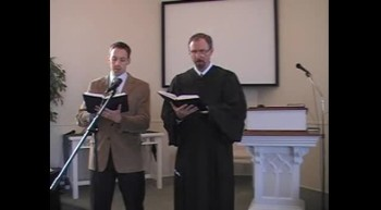 "Hymn: ""My Faith Looks Up to Thee,"" Waggoner and MacLaren, 3/11/2012."