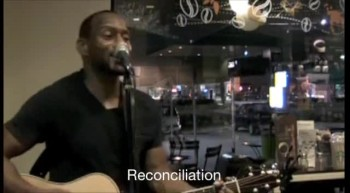 'Reconciliation' live acoustic performance