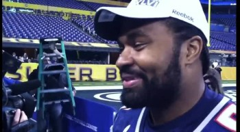 Sports Spectrum TV - Jerod Mayo