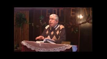 Пастор  Фахри  Тахиров  -  Марта , Мария и Господ Исус Христос