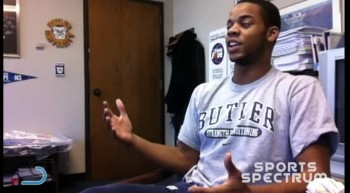 "Sports Spectrum Presents - ""Conversations"" with Ronald Nored"