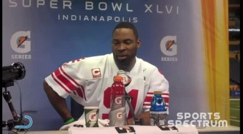 Sports Spectrum TV - Justin Tuck