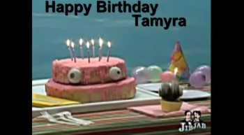 Tamyra Birthday 1