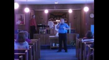 EVANGELIST JOSEPH CARTER HOLY GHOST PREACHING ROBBINS NC