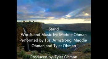 Stand (I run to you) by Maddie Ohman