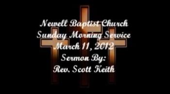 Sunday Worship Service 3-11-12