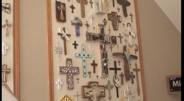 Faith Lutheran Church Crosses