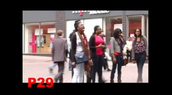 Gospel Melody Flashmob Outburst in Praise & Worship