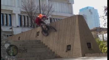 John Andrus - Pro BMX Rider