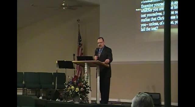 English Sermon
