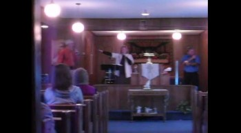 THE CARTER FAMILY HOLY GHOST SINGING IN ROBBINS NC ONE MORE RIVER TO CROSS