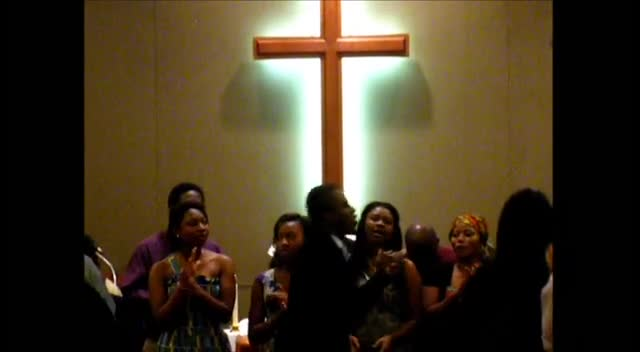 Ghana Wesley Young Praise Team UMC Brooklyn