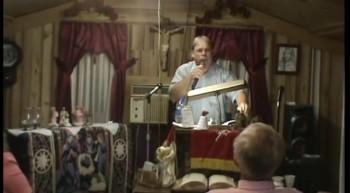 EVANGELIST JOSEPH CARTER PREACHING IN GAFFNEY SC