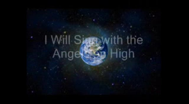 Sing With The Angels by Nemra Rhoden