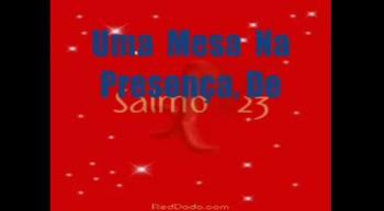 Salmo23 Hebraico;pT