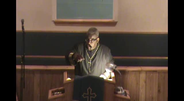 Pastor Breaux- Close