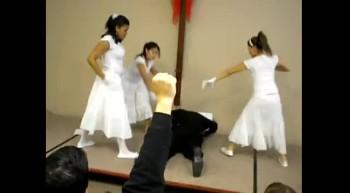 Arrebato lo que es Mio Pantomima, Casa Cristiana Jesus Worship Center