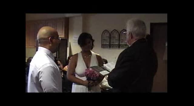 Tony and Lia's Wedding Ceremony