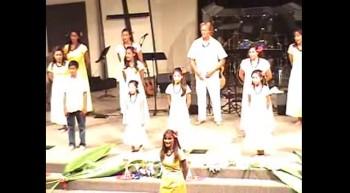 Akua Praise - Na A'ali'i O Kalamakauikeaouli - Lord's Prayer-Doxology in Hawaiian