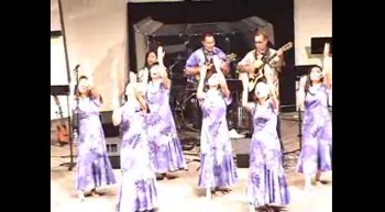 Akua Praise - Ohana A Aikane - Shout to the Lord (in Hawaiian)