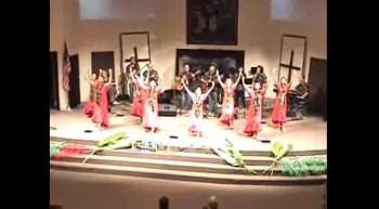 Akua Praise - Saddleback Church Hula Ministry - Ka'Ohana Ho'Onani 3 Ho'Omana
