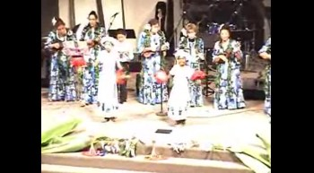 Akua Praise - Ukulele Mele Praisers and Hula Dance Team - Garment of Praise