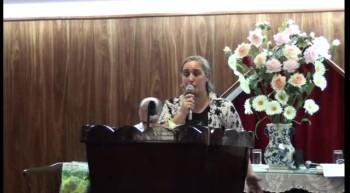 Justificado por la Sangre de Jesus. Hna. Viviana Garcia. 21-02-2012