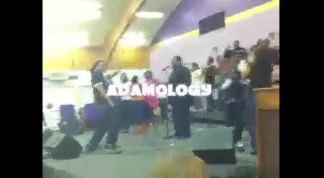 ADAMOLOGY- Yes, Jesus Love me