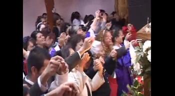 Ministracion Oracion