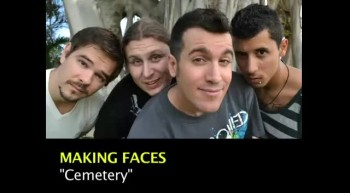 CEMETERY by Making Faces (Lyric Video)