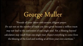 The Prayer Motivator Minute #205