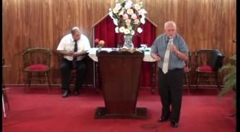 Recorando el camino recorrido-No nos cansemos de hacer bien!. Pastor W. Garcia. 26-02-2012