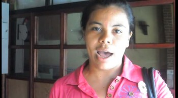 ELIZABETH, PRES. AJMI NICARAGUA 2012