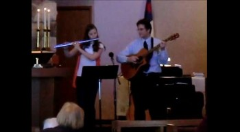 """That I May Know Him"" performed by Rachel & Matthew Bono 2-12-2012"