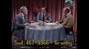 Gérald Dubé - Mission Québec avec Billy Graham