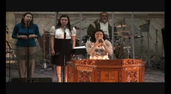 Trinity Church Worship 1-15-12 Part-2